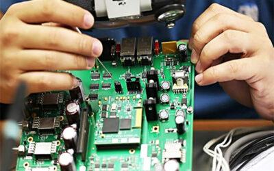تعمیر برد های PCB